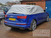 Audi Q7 & SQ7 2015-onwards Half Size Car Cover