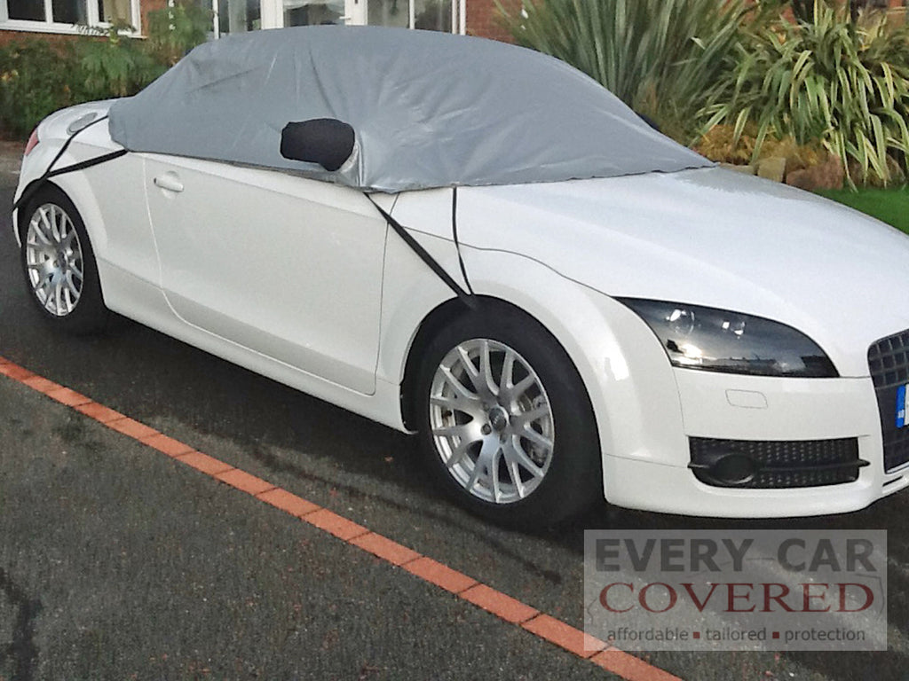 Audi TT Roadster 2006 - 2014 Half Size Car Cover
