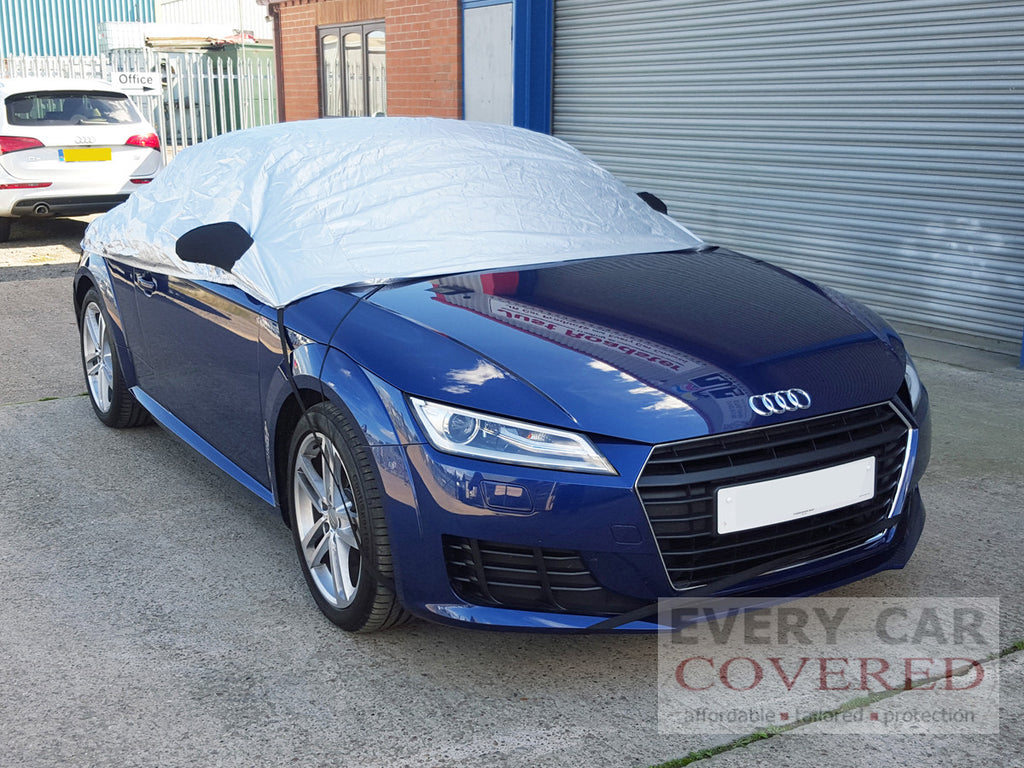 Audi TT Coupe 2014 onwards Half Size Car Cover