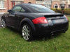 audi tt with boot spoiler up to 2006 winterpro car cover