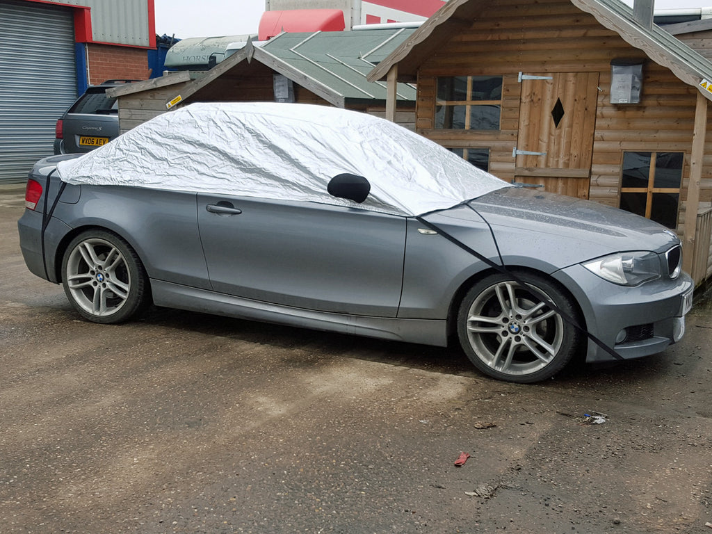BMW 2 Series F22, F23 &  M2 Coupe & Convertible 2013 onwards Half Size Car Cover