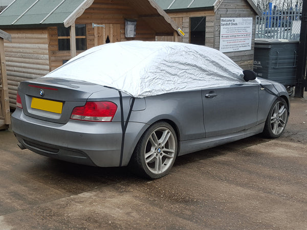Audi A3 Convertible 2008-onwards Half Size Car Cover