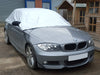 BMW 1 Series E82 & E88 Coupe & Convertible 2004 onwards Half Size Car Cover