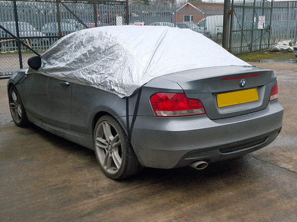 BMW 2 Series F22, F23 & M2 & M Sport Coupe & Convertible 2014 onwards Half Size Car Cover ...