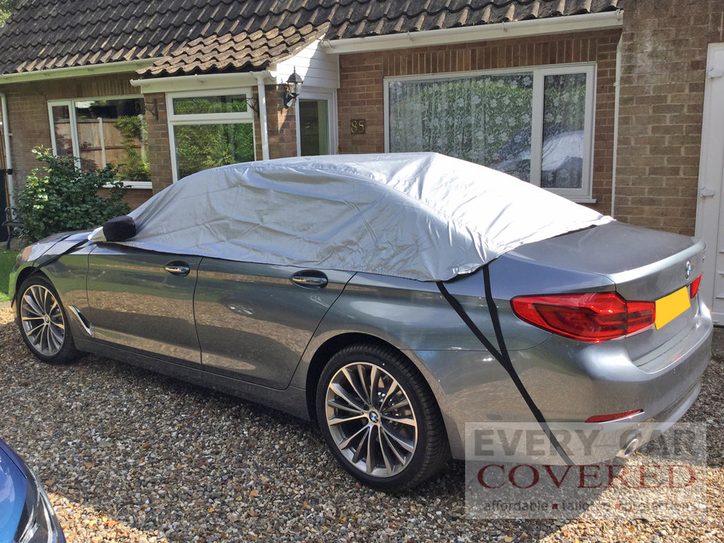 BMW 5 Series G30 2017 onwards Half Size Car Cover
