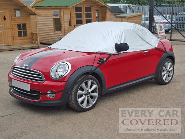 Mini Roadster R59 2012 Onwards Half Size Car Cover Every Car Covered