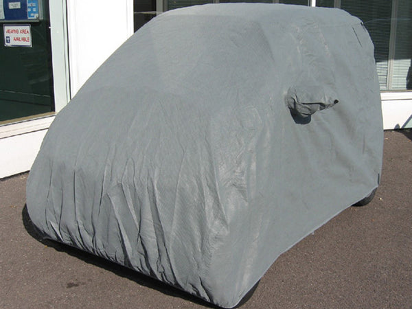 smart fortwo 1998 onwards weatherpro car cover