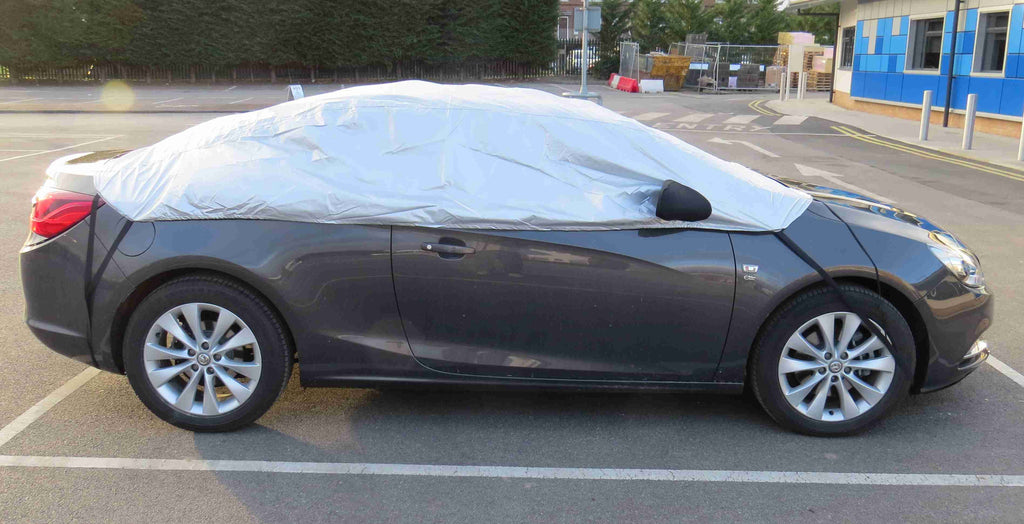 Vauxhall Cascada 2013-onwards Half Size Car Cover