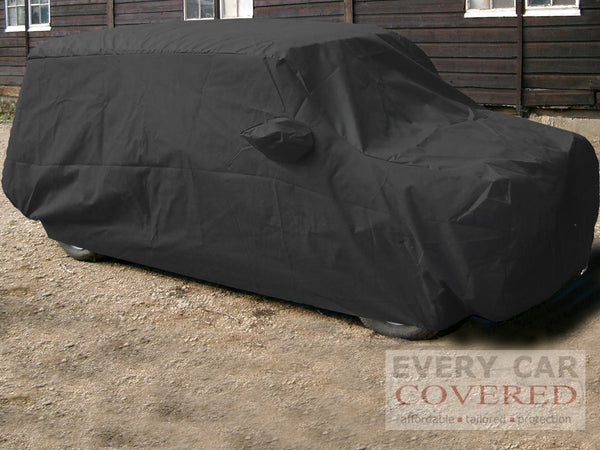 Austin Traveller, Van, Clubman Estate 1961 - 1980 DustPRO Indoor Car Cover