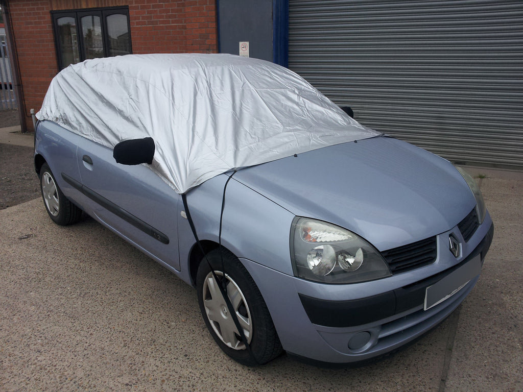 Renault Clio Ii 182 Cup And Sport 2003 2005 Half Size Car Cover Every Car Covered