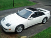 Nissan 300ZX 1983 - 1992 Half Size Car Cover