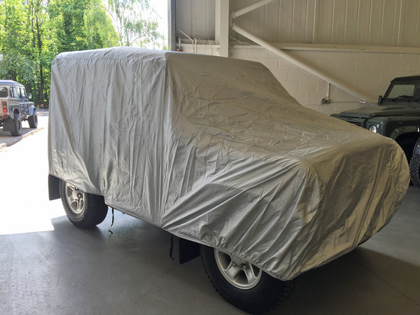 Land Rover Defender (3 door) 1990 onwards SummerPRO Car Cover