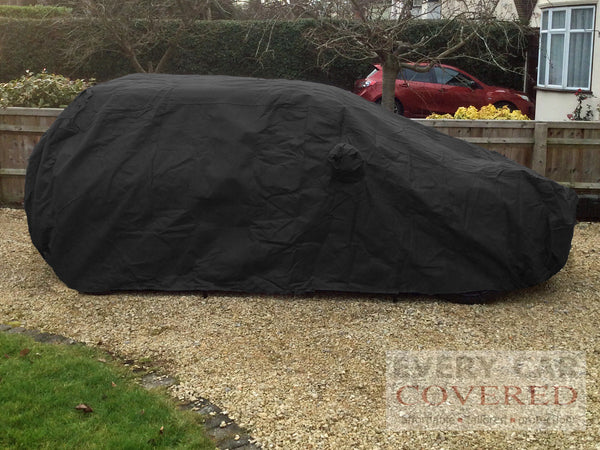 BMW Mini 3 Door John Cooper Works R56. DustPRO Car Cover (larger rear spoiler) 2001-2014