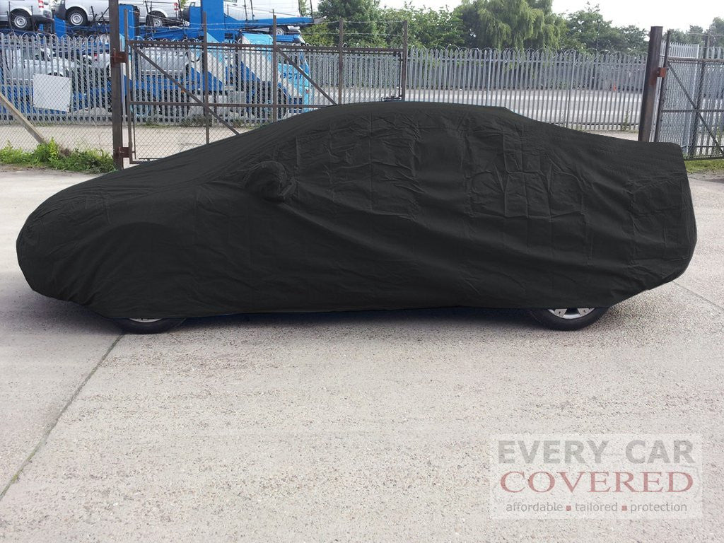 Ford Sierra 3 Door Cosworth with Large Tailgate Spoiler 1985 - 1987 DustPRO Indoor Car Cover