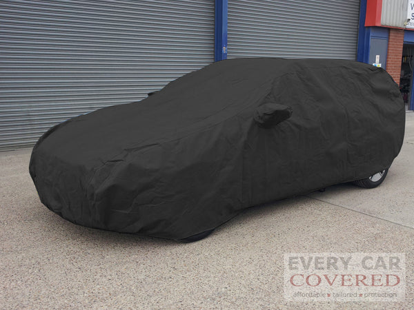Ford Escort RS Cosworth with Tailgate Spoiler 1992-1996 DustPRO Indoor Car Cover