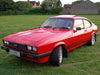Ford Capri Mk3 1977-1986 Half Size Car Cover