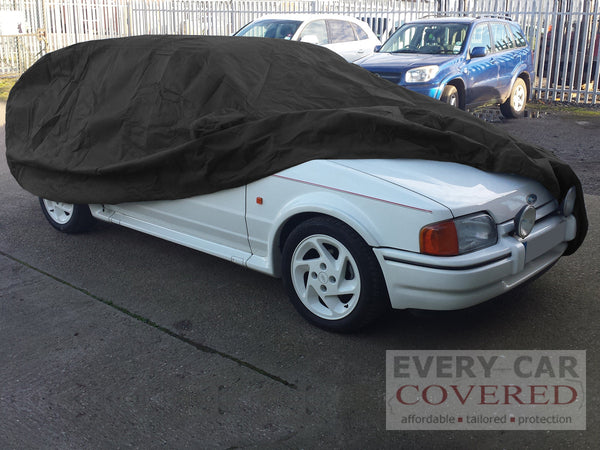 Ford Escort Mk3 Mk4 RS Turbo 1984 - 1991 DustPRO Indoor Car Cover