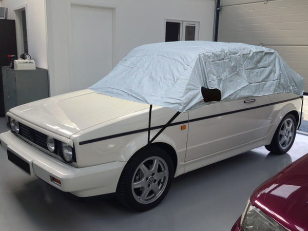 Volkswagen Golf Mk1 Hatch/Cabrio 1980 - 1993 Half Size Car Cover