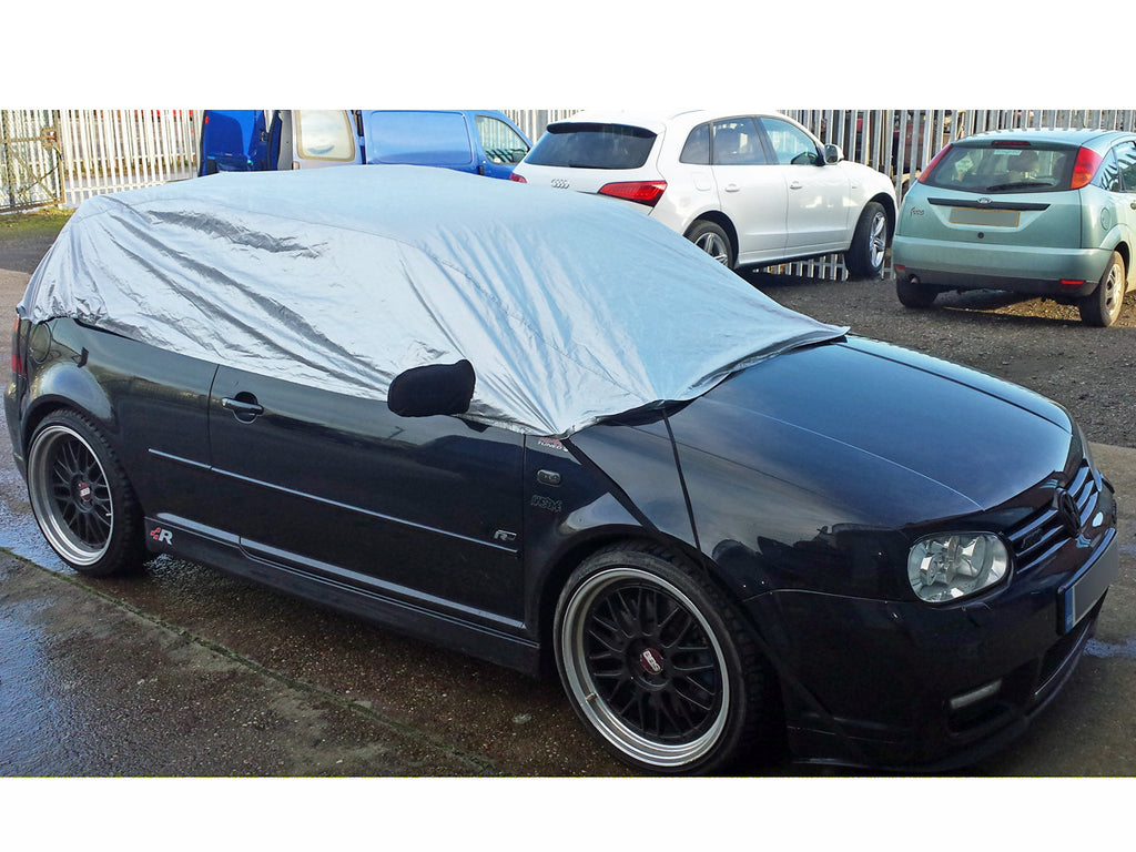 Volkswagen Golf Mk 5 Golf Plus 2003 - 2009 Half Size Car Cover