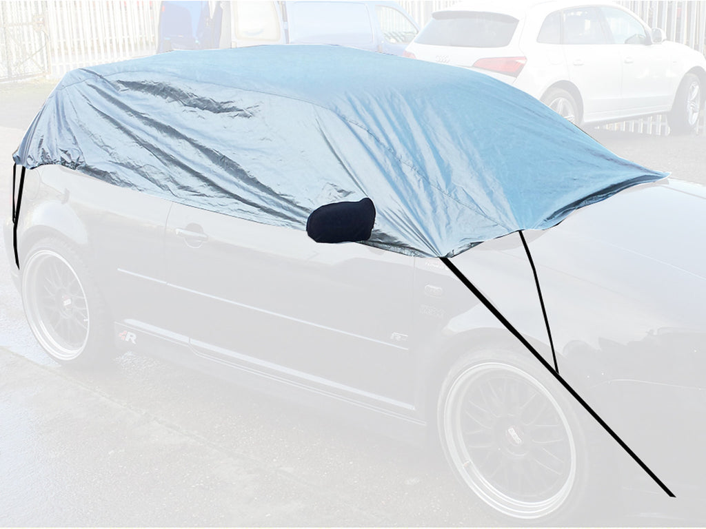 Hyundai Accent 2000 onwards Half Size Car Cover
