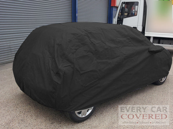 mitsubishi colt 2003 onwards dustpro car cover