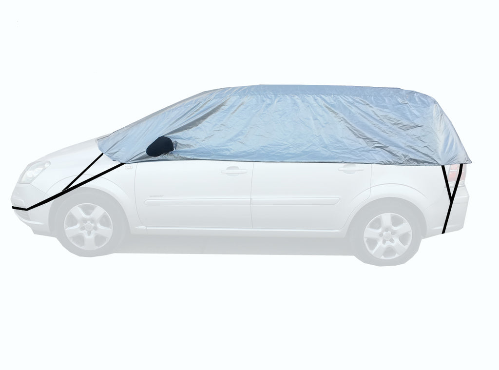 Peugeot 4007 2007 onwards Half Size Car Cover