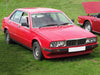 Maserati Biturbo Saloon 1983-1994  Half Size Car Cover