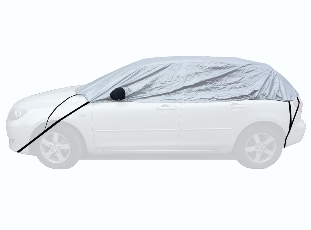 Mazda 3 Hatch 2014-onwards Half Size Car Cover