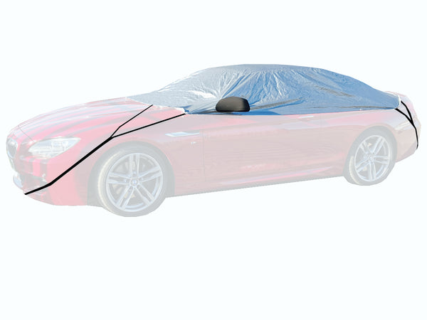Porsche Panamera 2009-onwards Half Size Car Cover