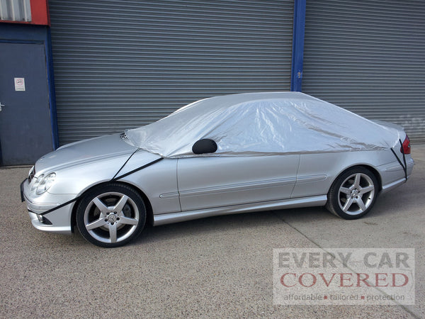 Mercedes CLK 200 to 500 (W209) 2002-2009 Half Size Car Cover