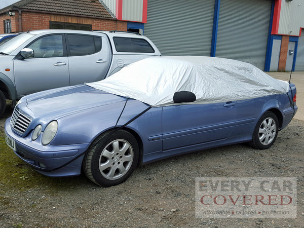 logo to mercedes car on merc cover collections fitted benz clk covers grande main half size class