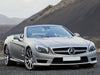 Mercedes SL 350 to 500, 63AMG, 65AMG (R231) 2012-onwards Half Size Car Cover
