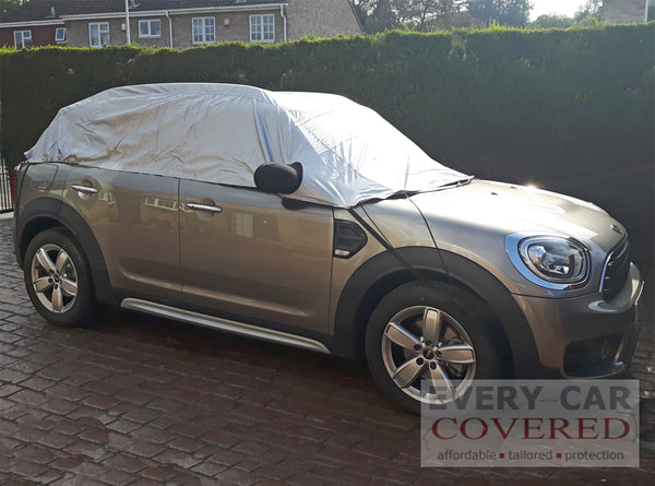 BMW Mini Countryman Estate 2010 onward Half Size Car Cover