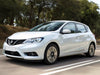 Nissan Pulsar Hatch 2015 onwards Half Size Car Cover