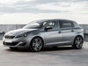 Peugeot 308 Hatch 2013-onwards Half Size Car Cover