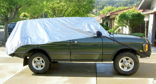Land Rover Range Rover Classic & LSE 1970 - 1995 Half Size Car Cover