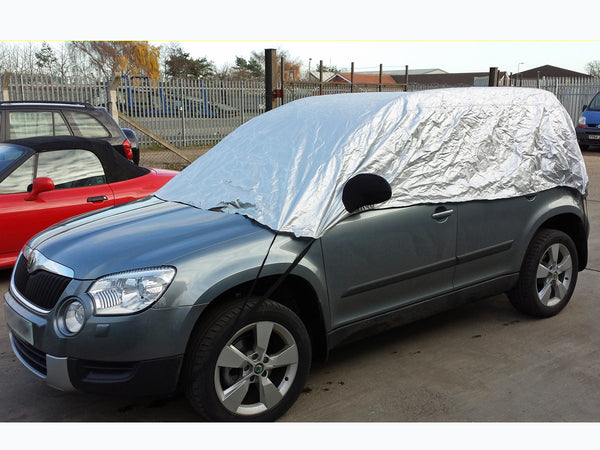 Skoda Yeti 2009 onwards Half Size Car Cover