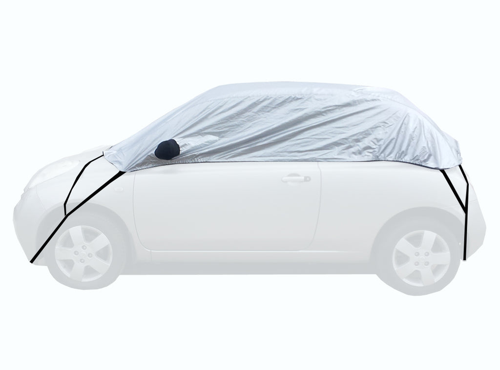 Chevrolet Aveo Hatch T250 2007-onwards Half Size Car Cover
