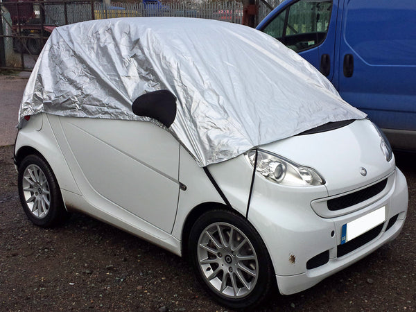 Smart Fortwo 1998 - 2014 Half Size Car Cover