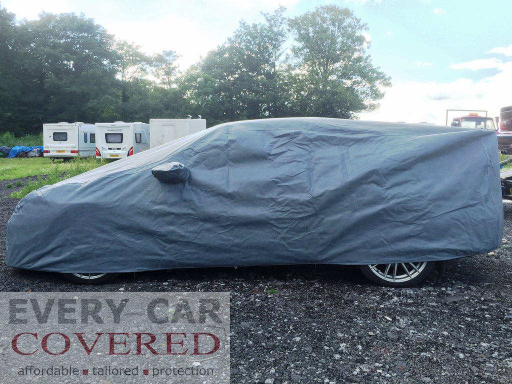 Ford Escort RS Cosworth with Tailgate Spoiler 1992 - 1996 WeatherPRO Car Cover