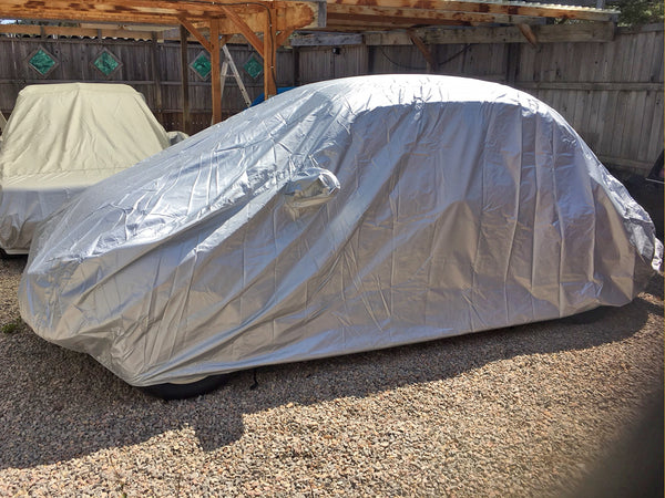 Volkswagen Beetle & Super Beetle 1975 - 1999 SummerPRO Car Cover