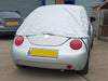 Volkswagen Beetle 2012 onwards Hatch Half Size Car Cover