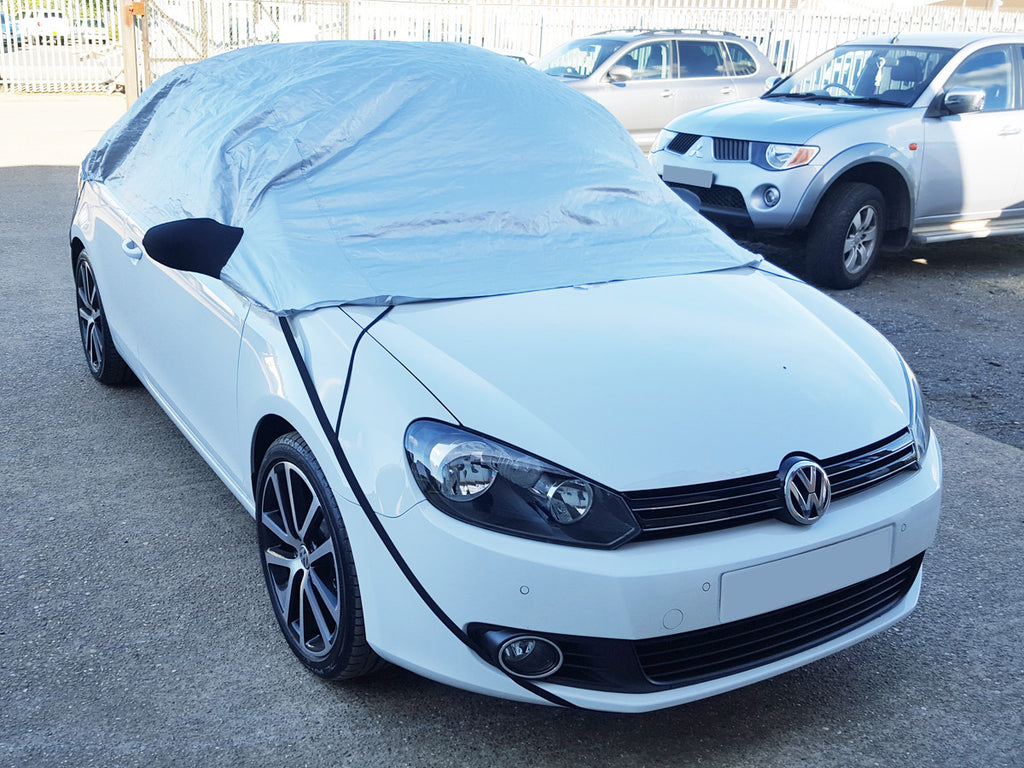 Volkswagen Golf Mk6 & MK7 Hatch/Convertible 2011-onwards Half Size Car Cover