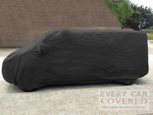 VW Transporter T6 Long Wheel Base Standard Roof 2016-onwards DustPRO Indoor Car Cover