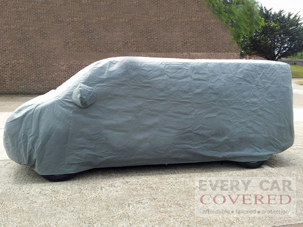 VW Transporter T6 Long Wheel Base Standard Roof 2016-onwards WeatherPRO Car Cover