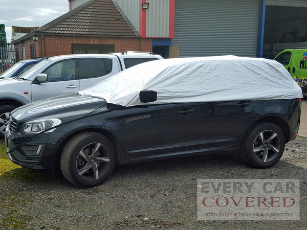 Volvo XC60 2008 onwards Half Size Car Cover