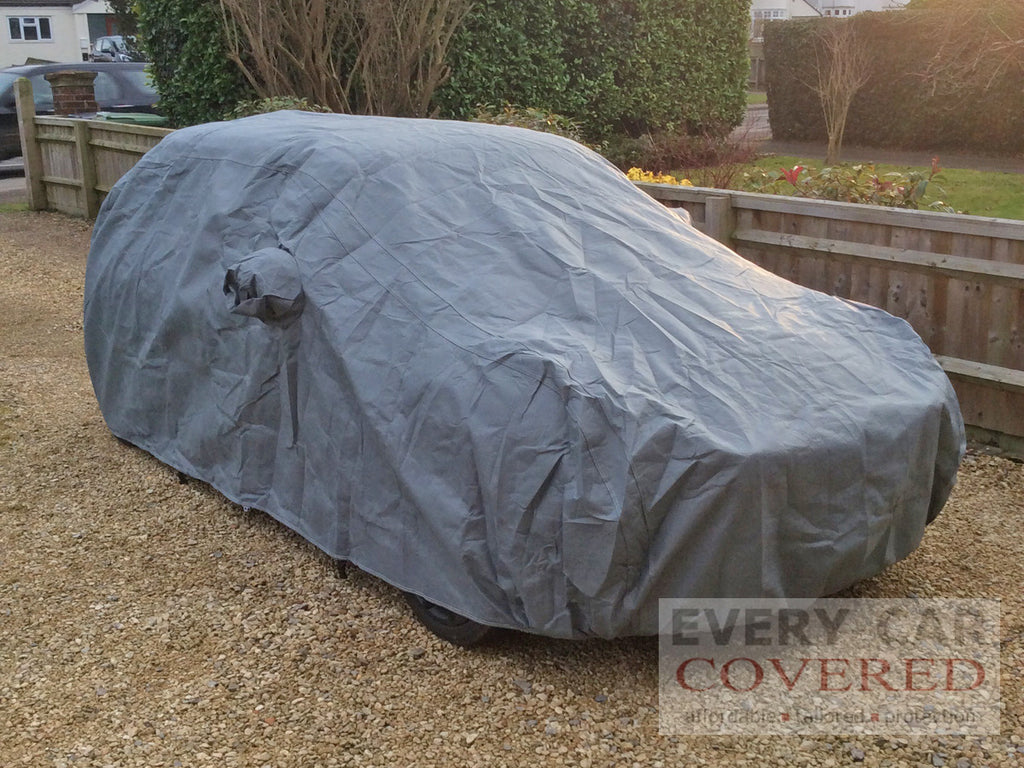 BMW Mini 3 Door John Cooper Works R56. WeatherPRO Car Cover (larger rear spoiler) 2001-2014
