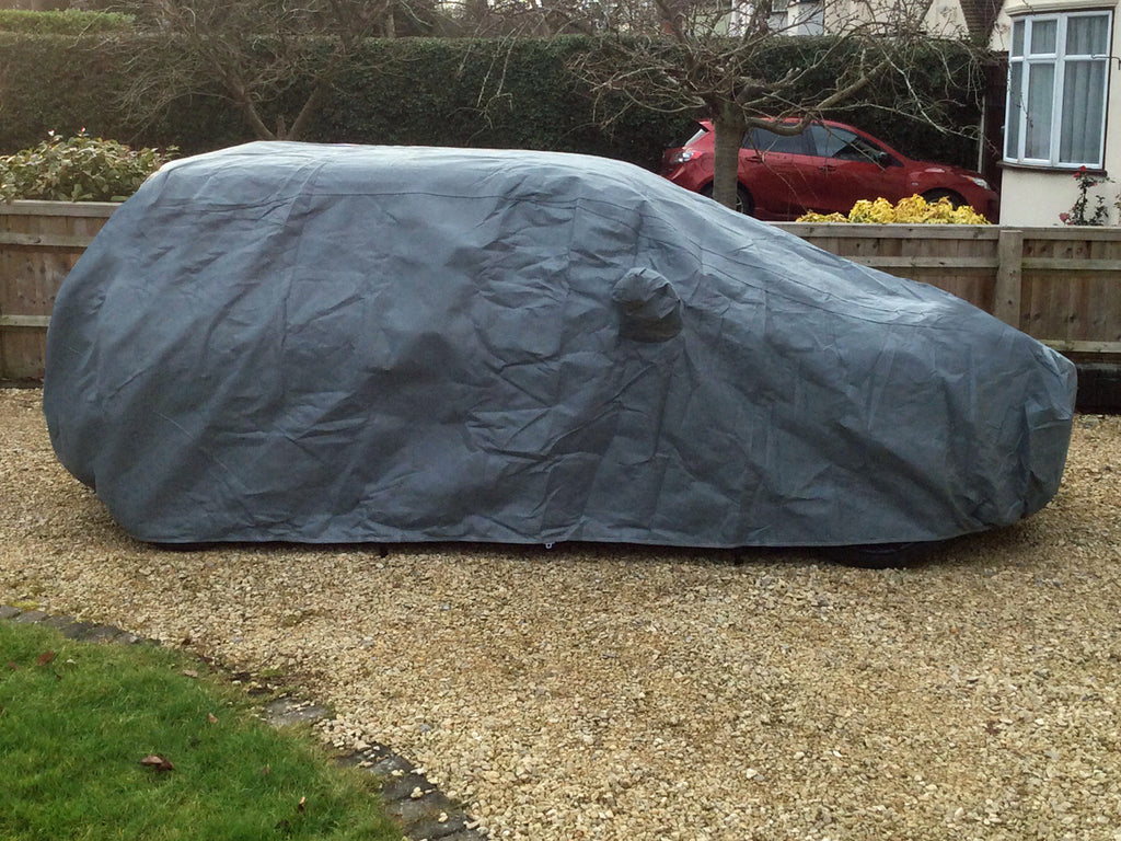 Fiat Tipo Hatch 2016-onwards WeatherPRO Car Cover