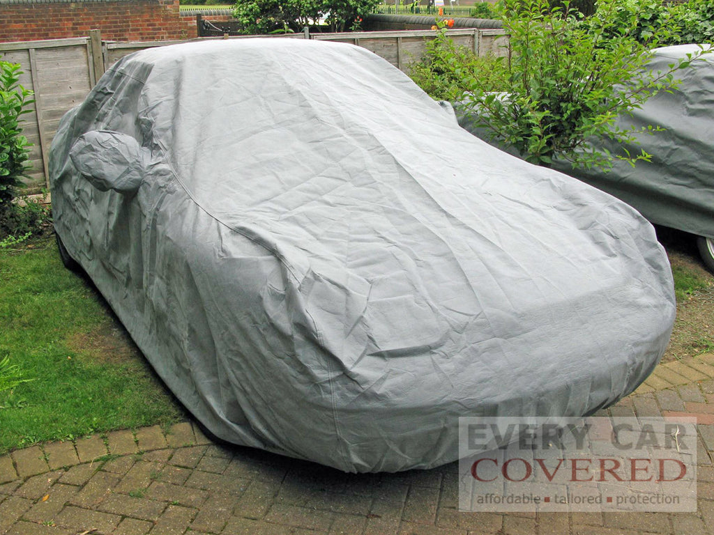 Porsche 964 (911) Turbo Whaletail - Fixed Rear Spoiler 1989 - 1993 WeatherPRO Car Cover