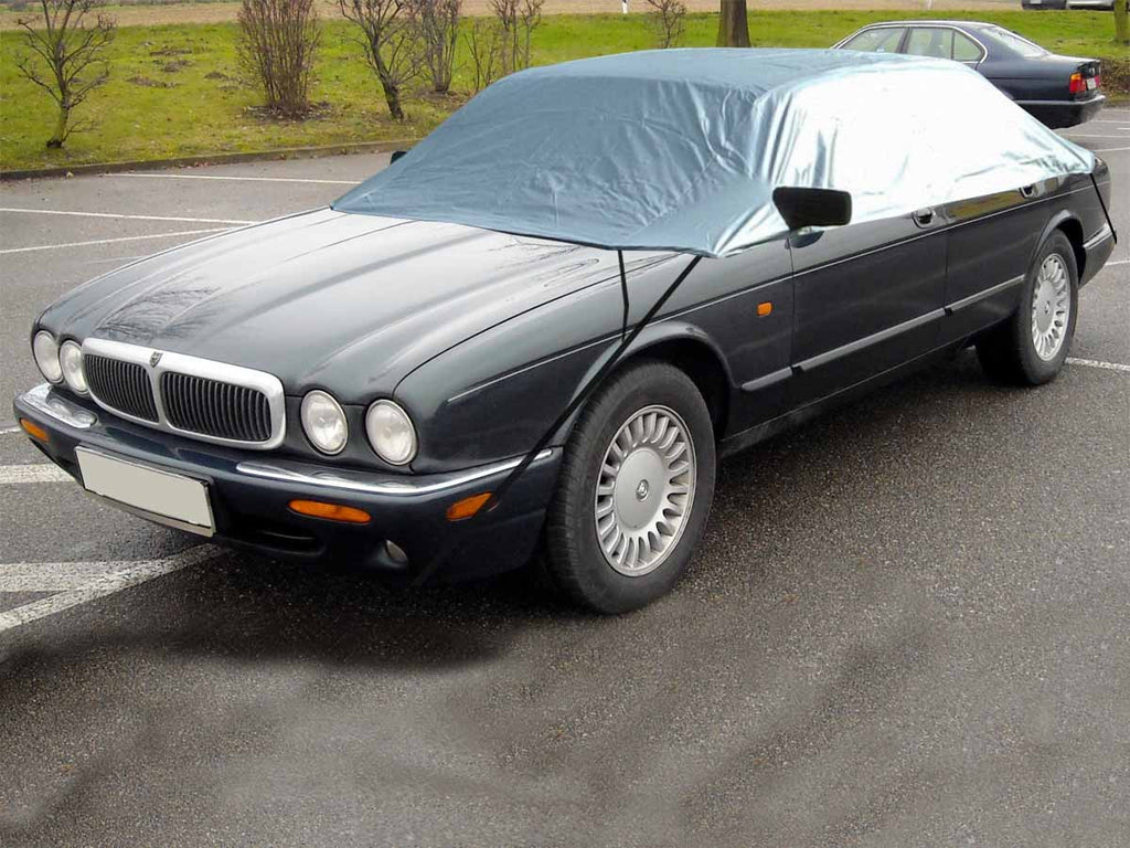Jaguar XJ8 XJR (X308) 1997 - 2002 Half Size Car Cover